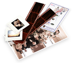 Slides, Negatives, Photos and Documents Transfered to CD